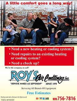 Roy's Air Conditioning, Inc